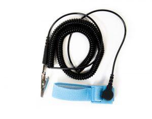 anti static fabric wrist strap