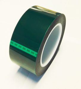 anti static polyester tape green